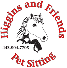 Higgins and Friend Pet Sitting Pet Sitting LLC